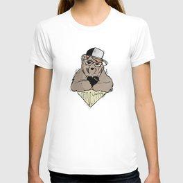 Sozoryoko Original Branding - Fancy Bear T-shirt