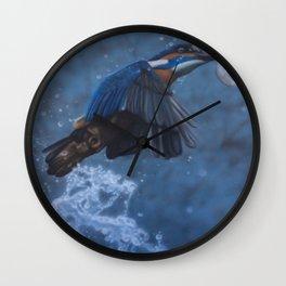 Caught Wall Clock
