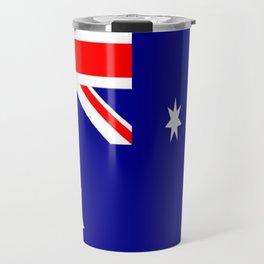 The Flag of Australia Travel Mug