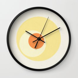 Orb Wall Clock