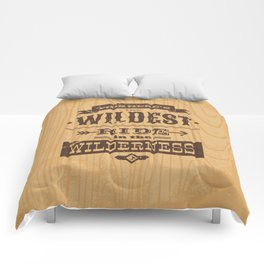 Wildest Ride - Big Thunder Moutain Comforters