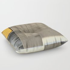 Shafted Floor Pillow