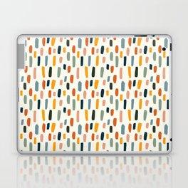 Rainbow Confetti Pattern Laptop & iPad Skin