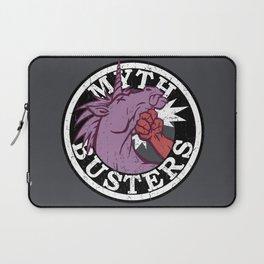 Myth Busters Laptop Sleeve