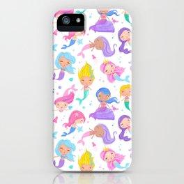Pretty Mermaids iPhone Case