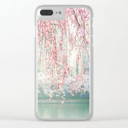 Dreamy Serenity Clear iPhone Case