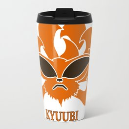 Kyuubi - Naruto Inspired Design Travel Mug