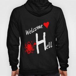 welcome  Hoody
