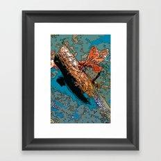 Dragonfly Framed Art Print