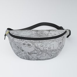 Moblins Fanny Pack