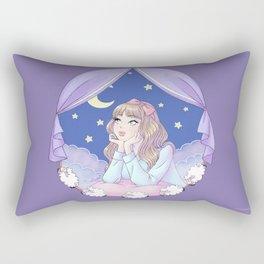 Night Dreamer Rectangular Pillow