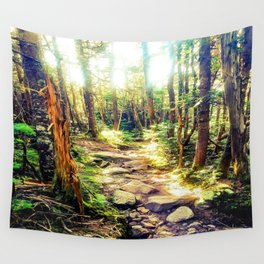 Zealand Forest Wall Tapestry