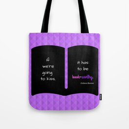 November 9 by Colleen Hoover Tote Bag