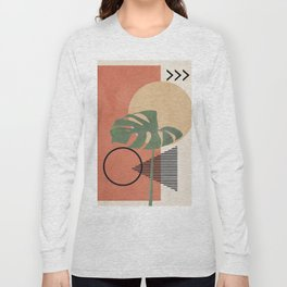 Nature Geometry I Long Sleeve T-shirt