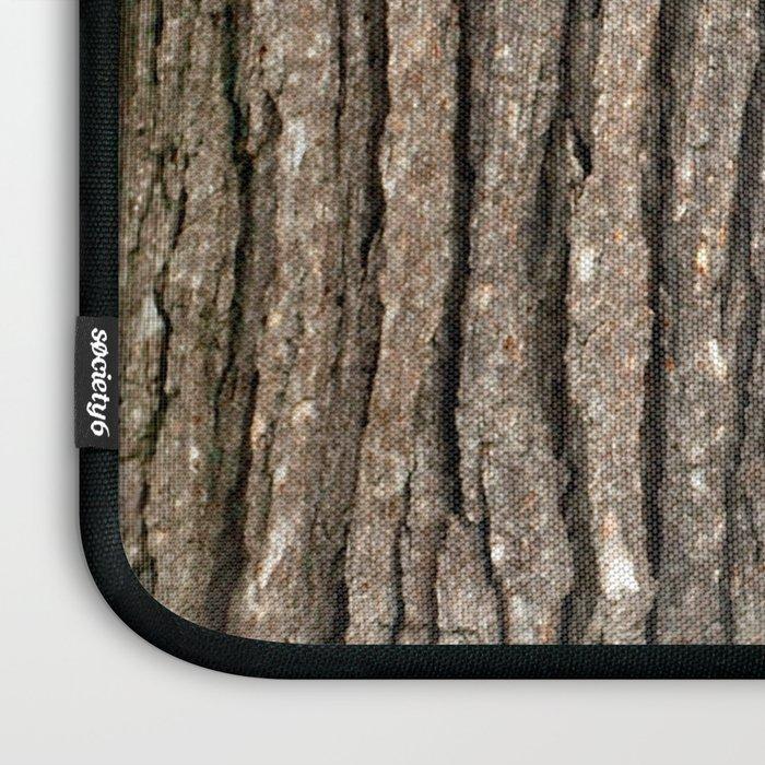 Wood bark Laptop Sleeve