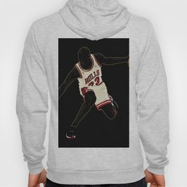 Jordan A Design Poster of Air Jordan 1's 23 Hoody
