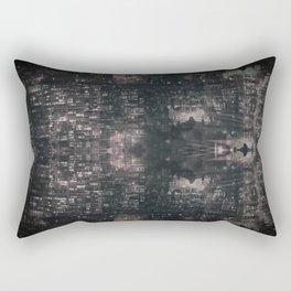 city chandelier Rectangular Pillow