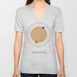 Saturn I Unisex V-Neck