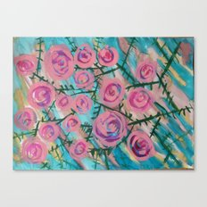 Florence Rose Canvas Print