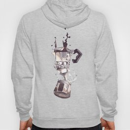 If all else fails, Coffee! Hoody