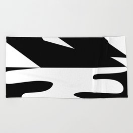 INVERSE Beach Towel