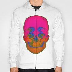 the 4i skull stencil art - 3D Hoody