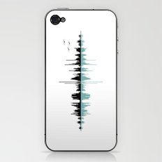 Music City iPhone & iPod Skin