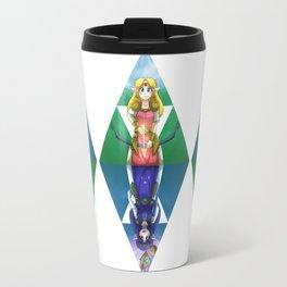 Lorule // Hyrule  Travel Mug