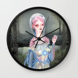 Extraterrestial Wall Clock