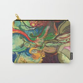 Live in Pompeii Carry-All Pouch