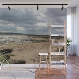 Low Tides Wall Mural