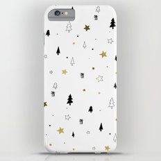 Christmas Pattern Slim Case iPhone 6s Plus