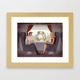 Could you be loved Framed Art Print