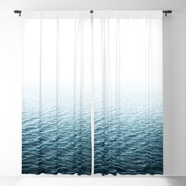 Water Photography Blackout Curtain