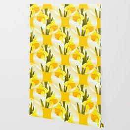Spring Yellow Flowers #decor #society6 #buyart Wallpaper