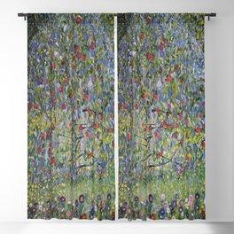 Gustav Klimt's Apple Tree I Blackout Curtain