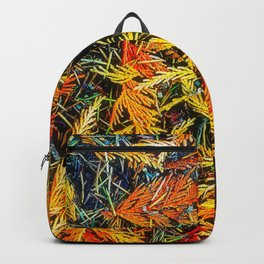 Cedar And Pine, Forest Floor Backpack