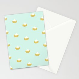 Singapore childhood snacks - Ice gem biscuit  Stationery Cards