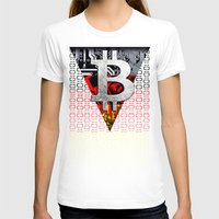 germany T-shirts featuring bitcoin germany by seb mcnulty