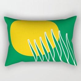 Spring Sun Rectangular Pillow