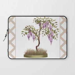 Wisteria . Tree 2 Laptop Sleeve
