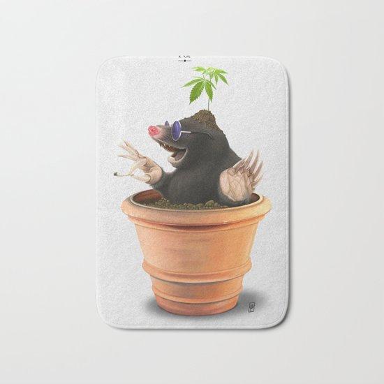 Pot Bath Mat