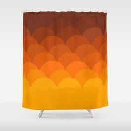 Graham Road Shower Curtain
