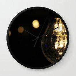 Ligh Wall Clock