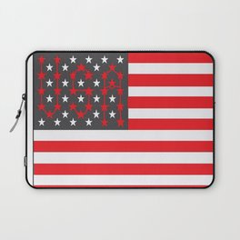 Flag U.S. American United States USA Laptop Sleeve