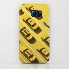 New York Cabs Galaxy S6 Slim Case