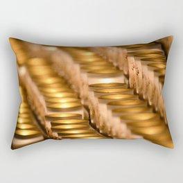 Light Inside Rectangular Pillow