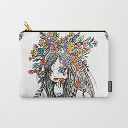 Remember the Meadows Carry-All Pouch