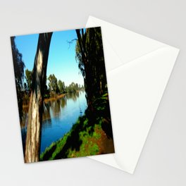 Wimmera River Stationery Cards