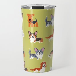 WELSH DOGS Travel Mug